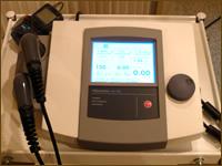 超音波施術器